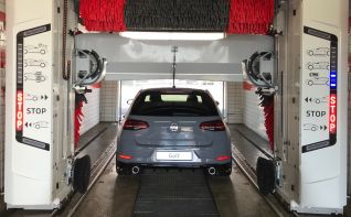 Kürey Automobile AG - Carwash
